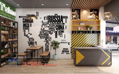 Thiết kế quán ăn nhanh Anh Tuấn Anh – Đình kim liên
