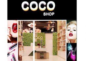 Thiết kế shop mỹ phẩm CoCo – TP Hải Dương
