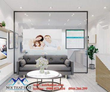 Cách thiết kế, bố trí phòng khám nha khoa đẹp tại nhà