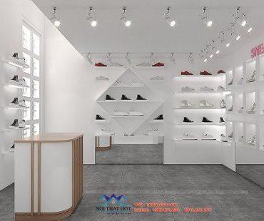 Thiết kế shop giày sneaker online – anh Nam – Hàng Ngang