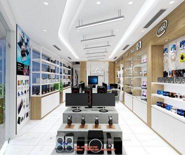 Thiết kế shop máy tính An Phát – anh Tân